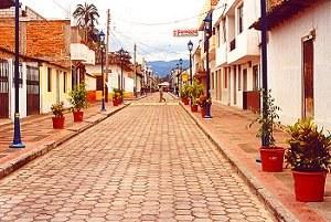 Cotatachi Main Street